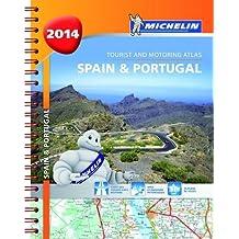 2014 Spain & Portugal Road Atlas