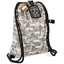 LOCTOTE Flak Sack COALITION - The Most Badass Theft-Resistant Bag | Anti-theft | Lockable | Slash-Proof | Glow-in-the-Dark