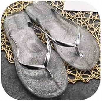 d718509e8310 Good-memories Women Flip Flops Sandals Glitter Summer Beach Casual Shoes  Fashion New Flats