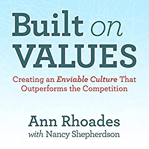 Built on Values Audiobook