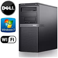 Dell OptiPlex, Core 2 Quad Q9400 2.66GHz, 250GB, 4GB, DVD+/-RW, WINDOWS 7 PRO 64-BIT-(Certified Reconditioned) (Certified Refurbished)
