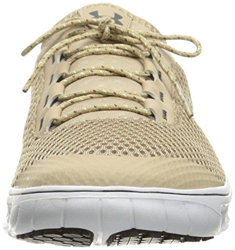 Under Armour Men's Kilchis Hiking Boot, Desert Sand (290)/White, 10.5