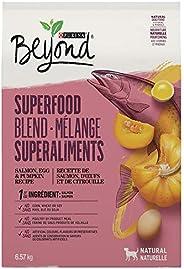 Beyond Superfood Natural Dry Dog Food, Salmon, Egg, Pumpkin 6.57 kg Bag