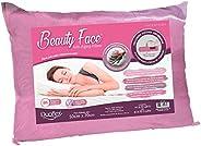 Travesseiro Beauty Face Duoflex Branco Para fronha 50cmx70cm Espuma 100% Poliuretano