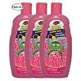 Purest Kids Bubble Bath With Bubble Gum Scent (473ml) (Pack of 3)