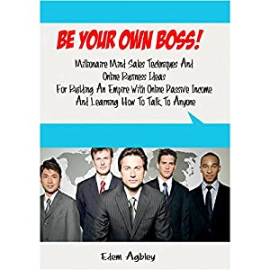 Be Your Own Boss! Audiobook