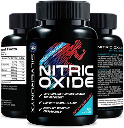 Extra Strength Nitric Oxide