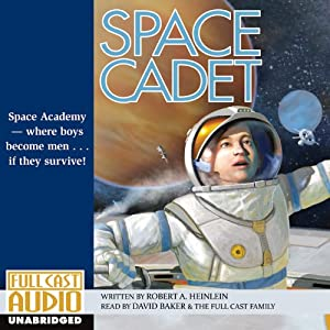 Space Cadet Audiobook
