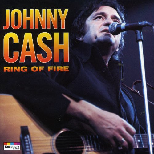 Johnny Cash - Ring of Fire (Holland - Import)