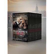 The Billionaire's Hunt : A Complete Ten Book Alpha Billionaire Romance Box Set