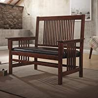 Carolina Classic Deluxe Mission Bench