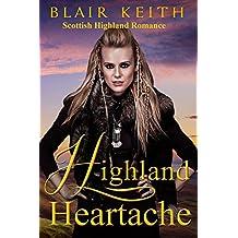 Highland Heartache (Scottish Highland Romance)