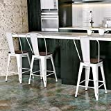 "VIPEK 24"" Counter Height Bar Chair Commercial Grade"