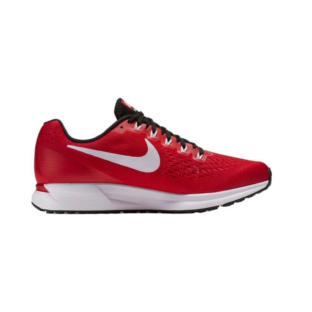 Nike Herren Air Zoom Pegasus 34 TB, Universität rot weiß-schwarz, 13 UK