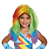 Disguise Costumes Rainbow Dash Movie Child Wig, One Size