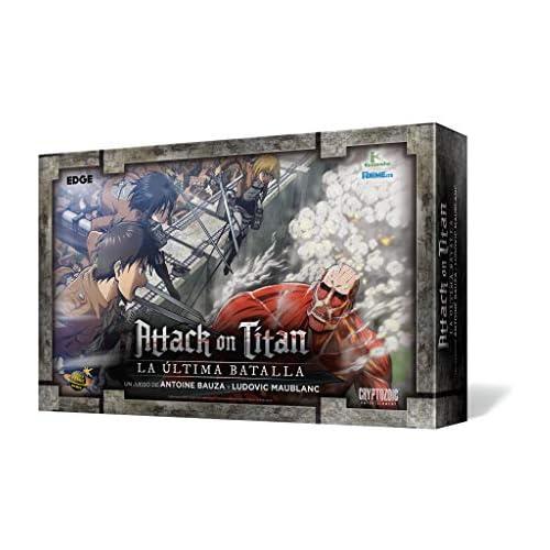 chollos oferta descuentos barato Edge Entertainment Attack on Titan La última Batalla EEDPAT01
