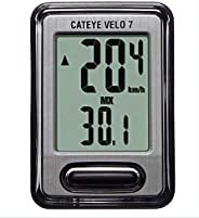 Cateye Velo 7 Cycling Computer 2017