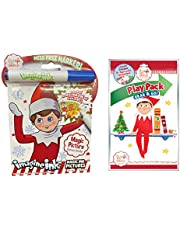 Elf on a Shelf Imagine Ink and Grab and Go Play Pack Combo