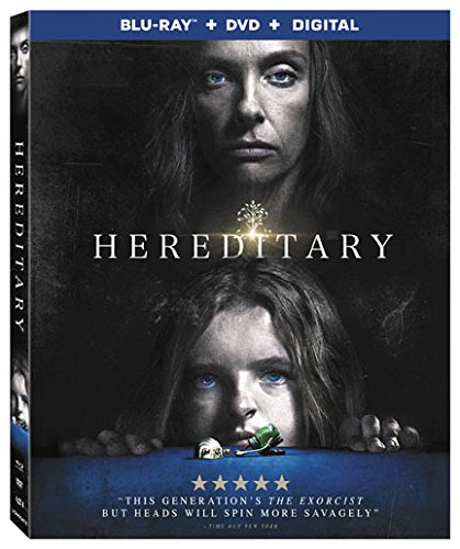 Blu-ray : Hereditary (With DVD, 2 Pack, 2PC)