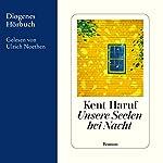 Unsere Seelen bei Nacht | Kent Haruf