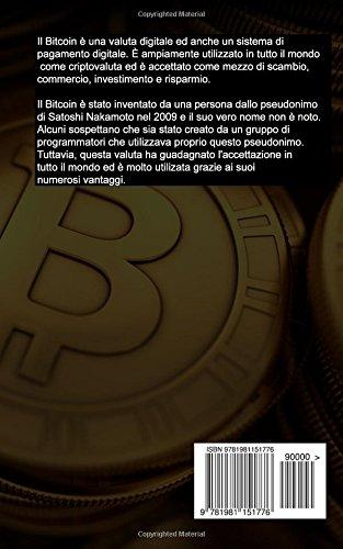 commercio bitcoin di persona