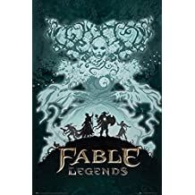 "Fable Legends Poster White Lady (24""x36"")"