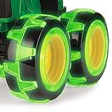 TOMY John Deere Monster Treads Lightning Wheels