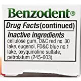 Benzodent Dental Pain Relieving Cream Topical