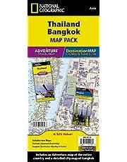 Thailand, Bangkok [Map Pack Bundle]