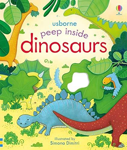 Peep Inside Dinosaurs: 1