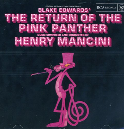 Henry Mancini - The Pink Panther And The Return Of The Pink Panther - REISSUE - CD - FLAC - 2017 - NBFLAC Download