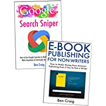 Alternative Ways to Make Money Outside Your Day Job: Ebook Publishing for Non Writers & No Expert Google Affiliate Marketing