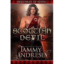 Scottish Devil (Brethren of Stone Book 1)