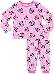 2-Piece PJ Set For Girls - Pajamas For Kids