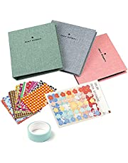 Lifebea 100 Pockets Mini Instant Photo Album - Picture Case for Fujifilm Instax Film 7s 8 9 11 25 50s 70 90 Instant Camera & Name Card, Family Albums for Christmas, Wedding, Valentine's Day