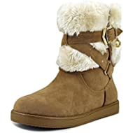G by Guess Womens Alixa Closed Toe Ankle Fashion Boots
