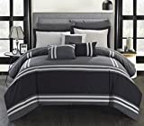 Chic Home Zarah 10 Piece Comforter Bedding with