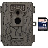Moultrie A-5 5 MP Low Glow Trail Game Camera + SD Card (Certified Refurbished)