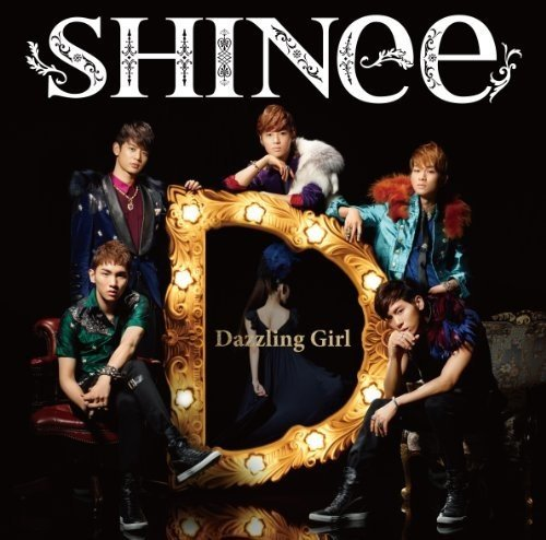 Shinee - Dazzling Girl (Japan - Import)