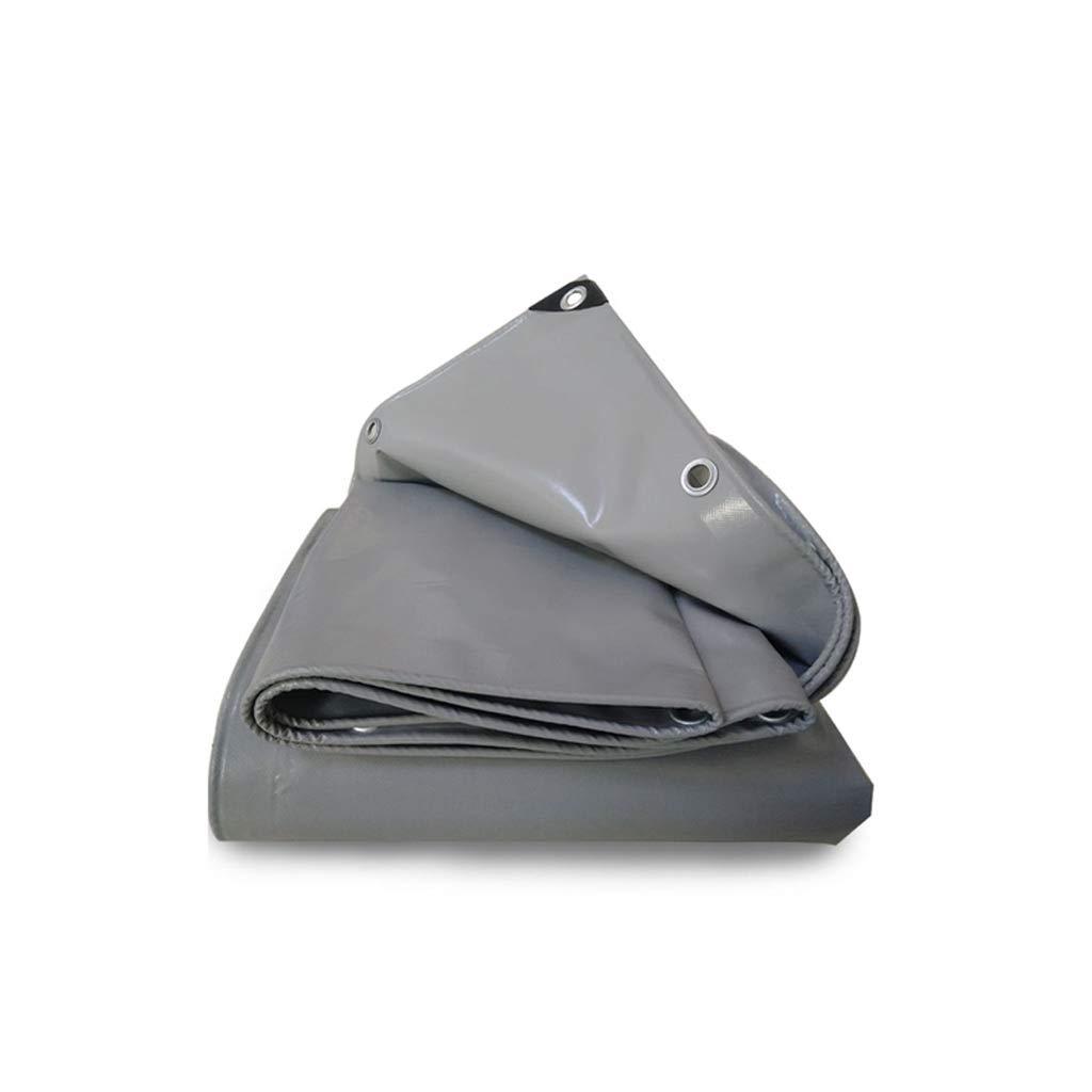 Abdeckplane LITING Regenfestes Tuch Haltbares staubdichtes und wasserdichtes im Freien Sonnenschutz-Plastiktuch (größe   4  5m)