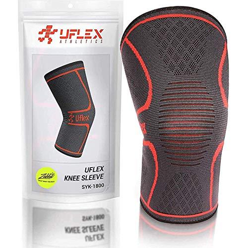 Knee Compression Sleeve for Men & Women - Knee
