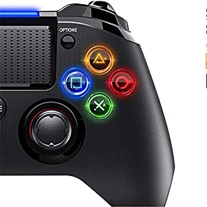 Elite Controller for Playstation 4/PC with Back Paddles/Buttons for Rapid Fire