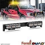 License Plate Bracket for Feniex Quad Light