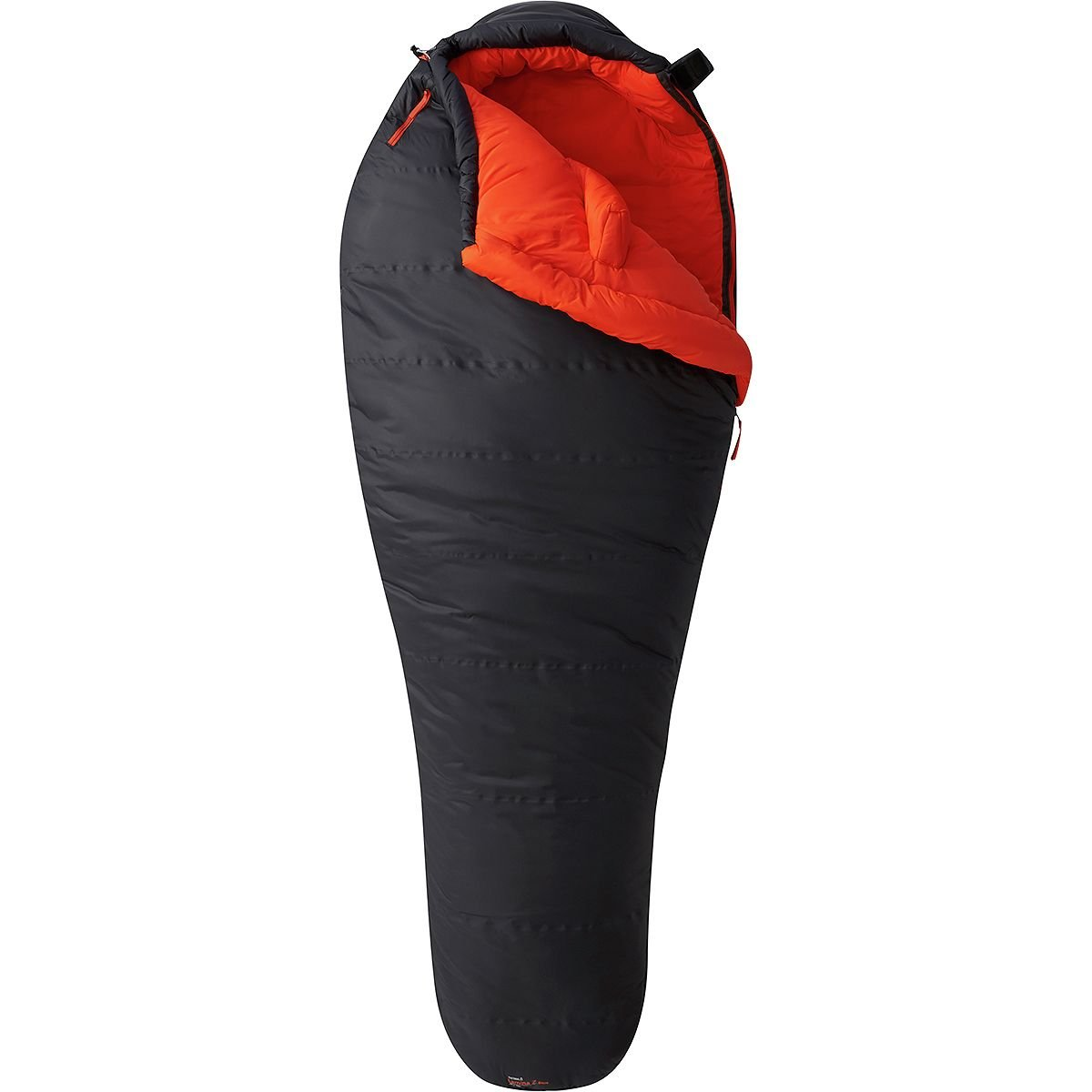 Mountain Hardwear Lamina Z Blaze 15F 26C Sleeping Bag  Shark Left Hand Long