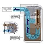 SYKRSS Universal Aluminum Oil Catch Can Polish