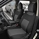 BDK PolyPro Car Seat Covers, Full Set in Charcoal