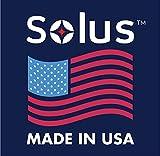 """Solus SCA-335WH-2PK 15"""" Aluminum Cross Arm Ladder"""