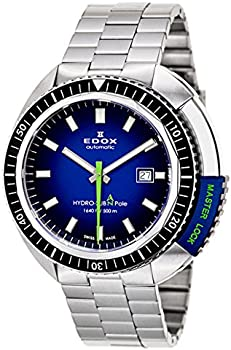 Edox Men's Automatic Watch
