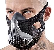 coher Training Mask – Altitude Training Masks for Men and Women – Workout Sports Masks for Resistance and Endu