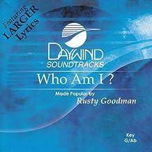 Who Am I? [Accompaniment/Performance Track]